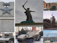 Мамаев курган- символ стойкости, мужества, героизма советских людей.