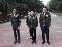 Вахта Памяти.