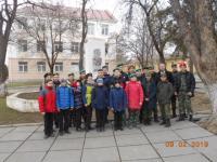 Посещение воинских частей